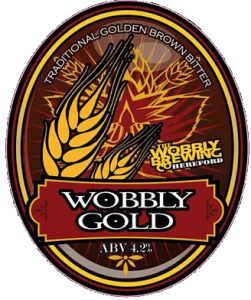 Wobbly Gold- 4.2%