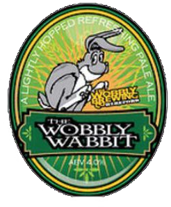 The Wobbly Wabbit- 4.0%