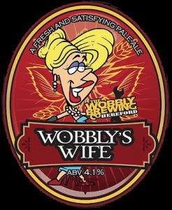 Wobbly's Wife- 4.1%