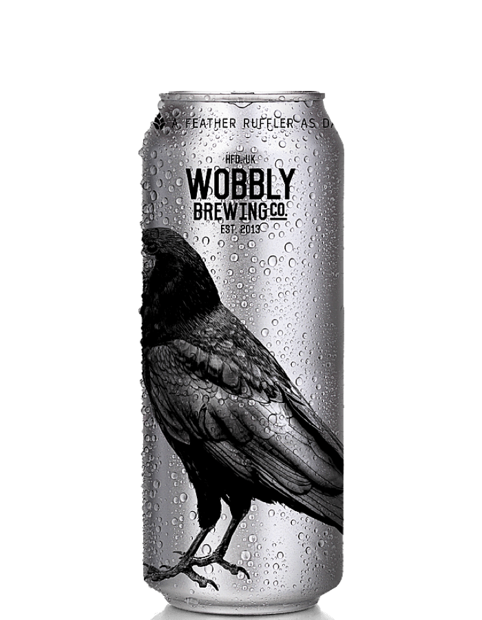 Wobbly Crow Beer