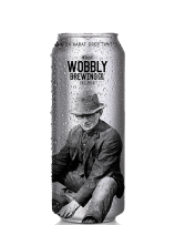 Wobbly Gold Beer