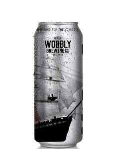 Wobbly IPA No.3