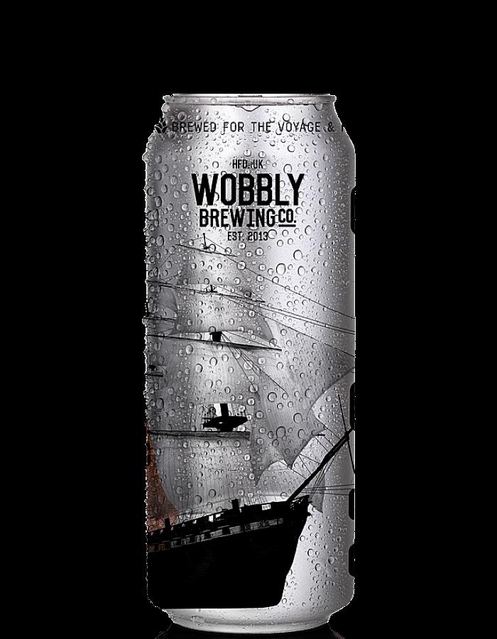 Wobbly IPA No.3