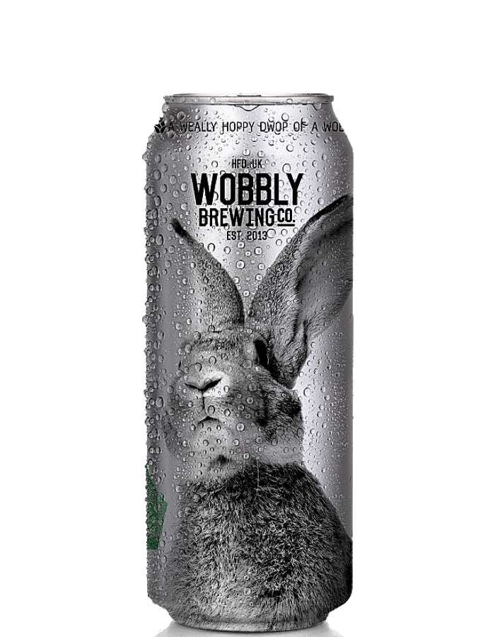Wobbly Wabbit Beer