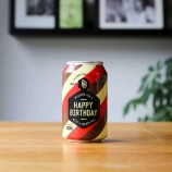 Original Birthday Brew Craft Beer X Ml Cans