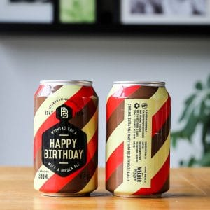 Original Birthday Brew Craft Beer X Ml Gift Pack ( )