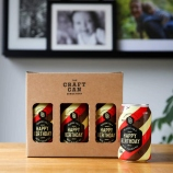 Original Birthday Brew Craft Beer X Ml Gift Pack