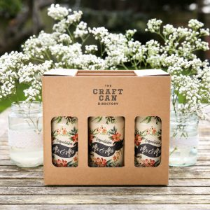 Original Wedding Celebration Beer Gift Pack